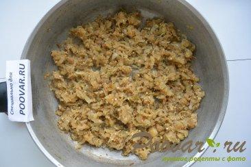 Острая баклажанная закуска Шаг 4 (картинка)