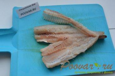 Жаренная рыба в картофельной шубе с сыром Шаг 1 (картинка)