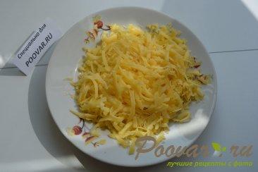 Жаренная рыба в картофельной шубе с сыром Шаг 4 (картинка)