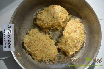 Жаренная рыба в картофельной шубе с сыром Шаг 9 (картинка)