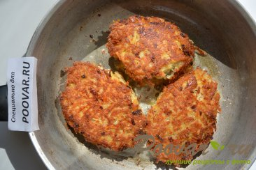 Жаренная рыба в картофельной шубе с сыром Шаг 11 (картинка)