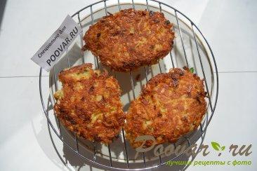 Жаренная рыба в картофельной шубе с сыром Шаг 12 (картинка)