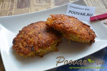 Жаренная рыба в картофельной шубе с сыром Шаг 13 (картинка)