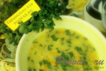 Гороховый суп постный Изображение