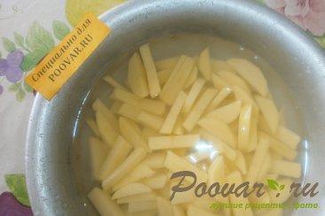 Гороховый суп постный Шаг 5 (картинка)