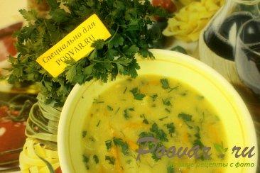 Гороховый суп постный Шаг 12 (картинка)