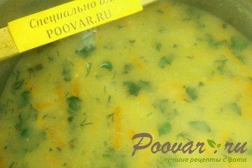 Гороховый суп постный Шаг 11 (картинка)