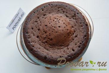 Шоколадный бисквит в микроволновке Шаг 7 (картинка)