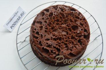 Шоколадный бисквит в микроволновке Шаг 8 (картинка)