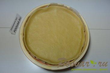Творожной пирог с виноградом в микроволновке Шаг 7 (картинка)