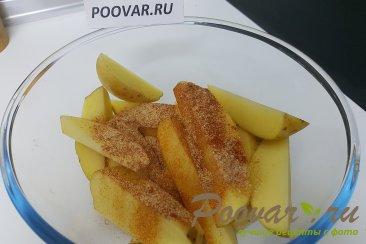 Запеченная картошка по-деревенски Шаг 3 (картинка)