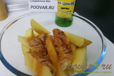 Запеченная картошка по-деревенски Шаг 4 (картинка)