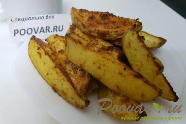 Запеченная картошка по-деревенски Шаг 5 (картинка)