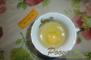 Яйца в луковых кольцах Шаг 4 (картинка)