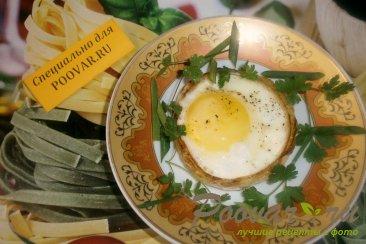 Яйца в луковых кольцах Шаг 7 (картинка)
