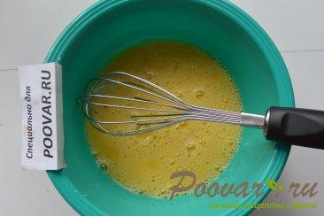 Запеканка из брокколи и сыра моцарелла Шаг 3 (картинка)