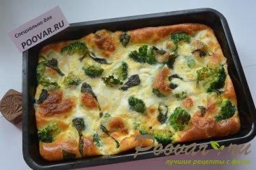 Запеканка из брокколи и сыра моцарелла Шаг 8 (картинка)