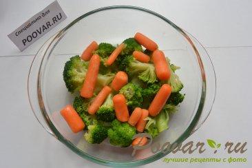 Брокколи с овощами Шаг 3 (картинка)