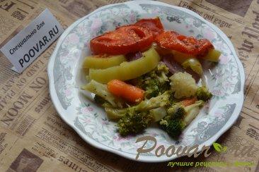 Брокколи с овощами Шаг 10 (картинка)