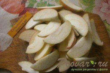 Слоечки из слоёного теста с яблоками Шаг 2 (картинка)