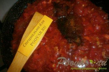 Соус томатно - чесночный Шаг 6 (картинка)