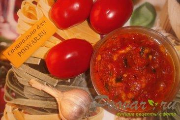 Соус томатно - чесночный Изображение