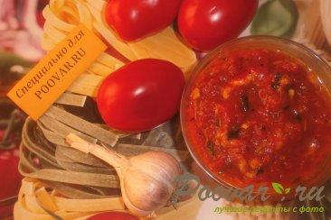 Соус томатно - чесночный Шаг 10 (картинка)