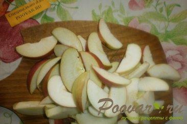 Тыква с яблоком и изюмом Шаг 3 (картинка)