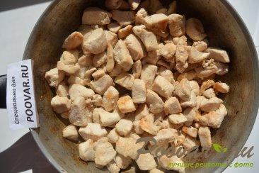 Запеканка с курицей и грибами Шаг 6 (картинка)