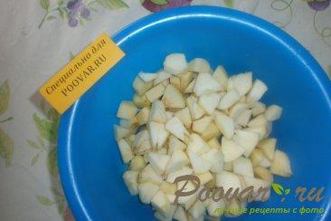 Пирог с яблоками и орехами Шаг 2 (картинка)