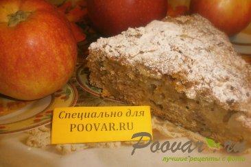 Пирог с яблоками и орехами Шаг 13 (картинка)