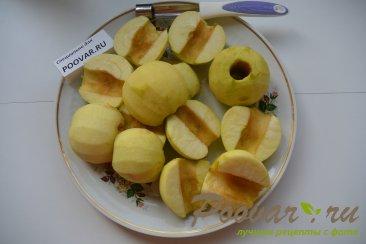 Тарт Татэн с яблоками (Tarte Tatin) Шаг 1 (картинка)