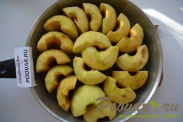 Тарт Татэн с яблоками (Tarte Tatin) Шаг 3 (картинка)