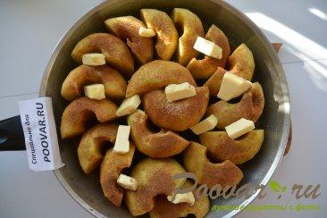 Тарт Татэн с яблоками (Tarte Tatin) Шаг 4 (картинка)