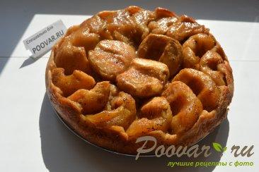 Тарт Татэн с яблоками (Tarte Tatin) Шаг 10 (картинка)