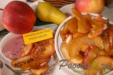 Варенье яблочное сухое Изображение