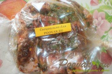 Свиные рёбрышки в медово-абрикосовом соусе Шаг 6 (картинка)