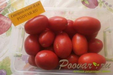 Солёные помидоры Шаг 1 (картинка)