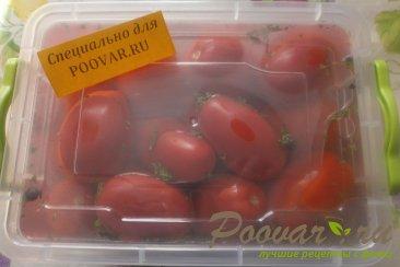 Солёные помидоры Шаг 7 (картинка)