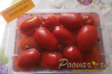 Солёные помидоры Шаг 6 (картинка)