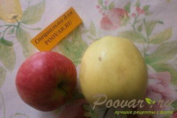 Пирог с тыквой и яблоками Шаг 1 (картинка)