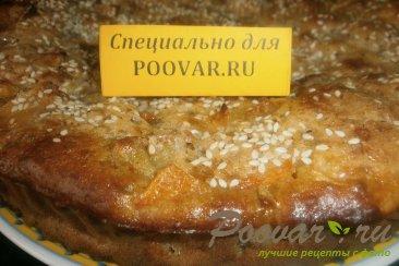 Пирог с тыквой и яблоками Шаг 12 (картинка)