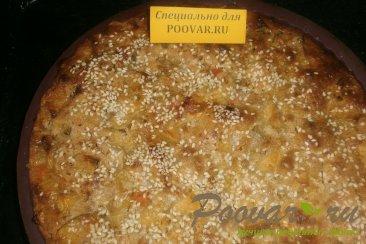 Пирог с тыквой и яблоками Шаг 11 (картинка)