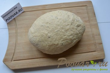 Лепешки с сыром Шаг 5 (картинка)