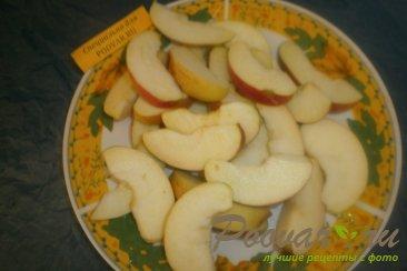 Куриные бёдра с яблоками Шаг 4 (картинка)