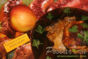 Куриные бёдра с яблоками Шаг 8 (картинка)