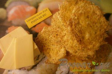 Чипсы из сыра Изображение