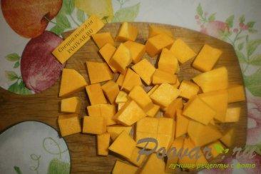 Печенье из тыквы с цукатами Шаг 2 (картинка)