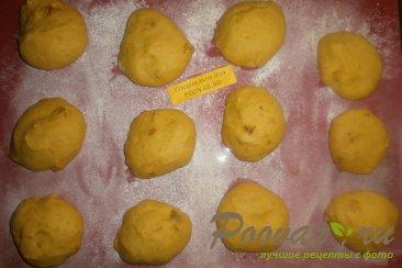 Печенье из тыквы с цукатами Шаг 10 (картинка)
