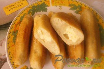 Жареные пирожки с сыром сулугуни Шаг 11 (картинка)